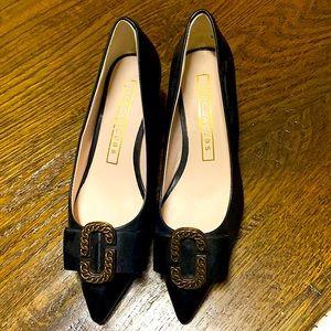 Marc Jacob black high heel.